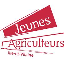 logo jeunes agriculteurs ille et vilaine