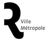 logo rennes ville métropole