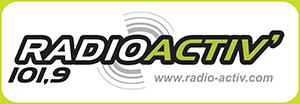logo radioactiv