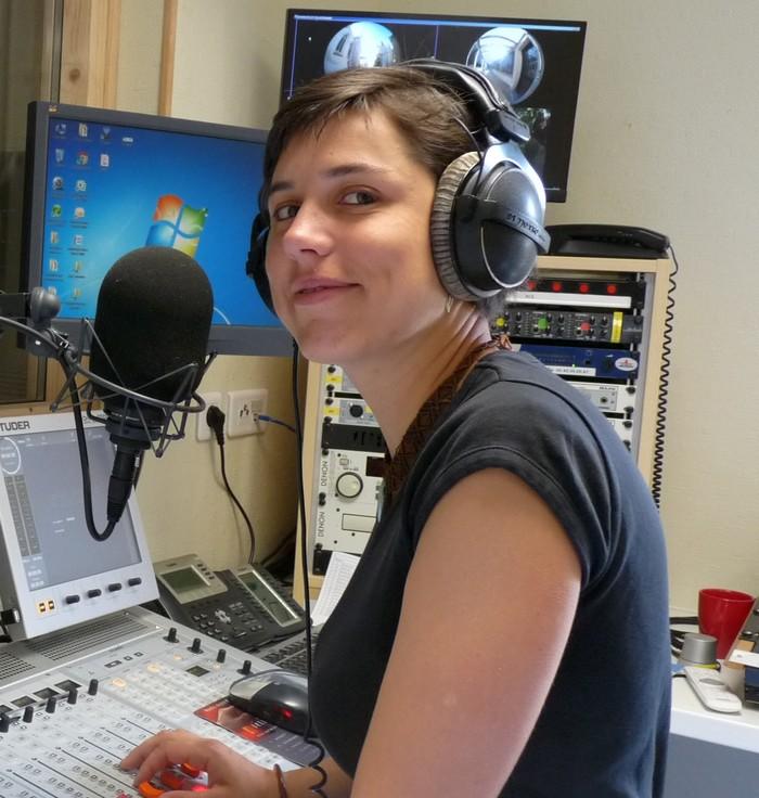 Domitille Devevey – Radio Fidélité Nantes