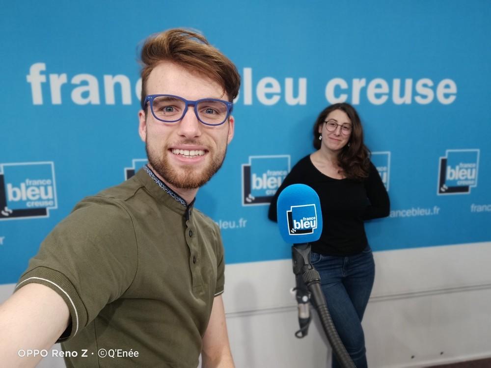 Quentin Enée France Bleu